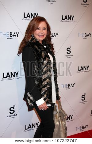 LOS ANGELES - DEC 4:  Jackie Zeman at the
