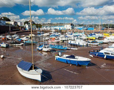 Paignton Harbour Devon