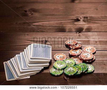 Vintage Cards Game