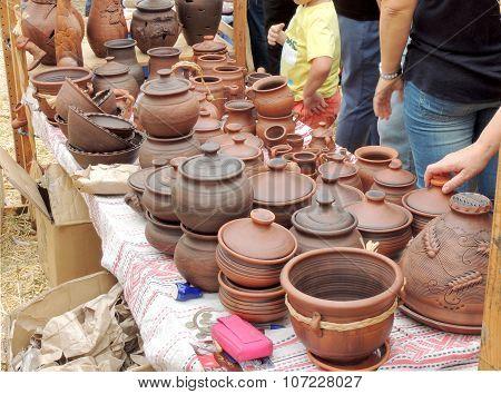 Retail Of Pots