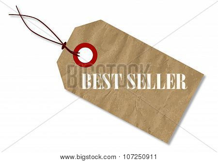 Best Seller Tag