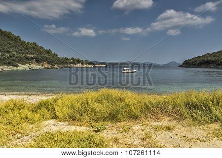 Vathi Beach, Chalkidiki, Sithonia, Central Macedonia