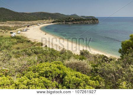 Azapiko Beach, Chalkidiki, Sithonia, Central Macedonia