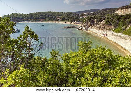 Tristinikouda Beach, Chalkidiki, Sithonia, Central Macedonia