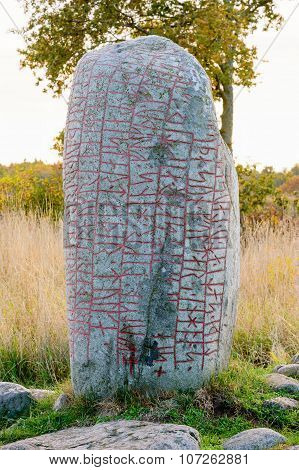 The Karlevi Runestone