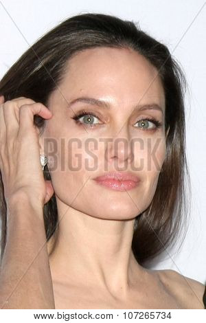 LOS ANGELES - NOV 5:  Angelina Jolie Pitt at the AFI FEST 2015 Presented By Audi Opening Night Gala Premiere of