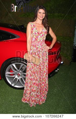 LOS ANGELES - MAY 2:  Danielle Vasinova at the Jaguar North America and Britweek Present