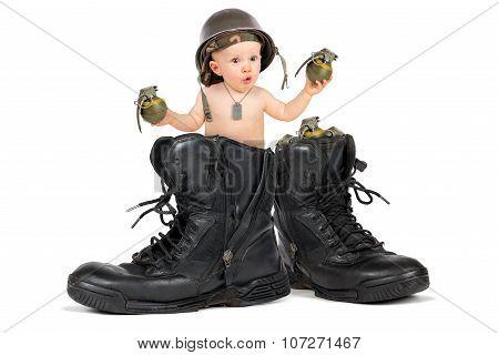 Baby Marine