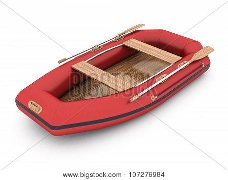 Modern Rubber Boat