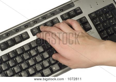 Combination Keystroke