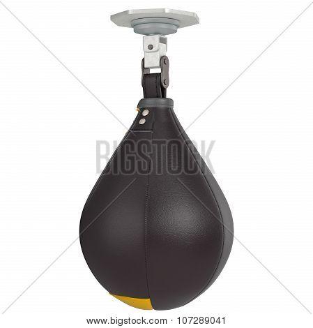 Speed punching bag
