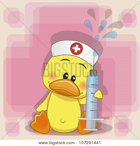Duck Nurse