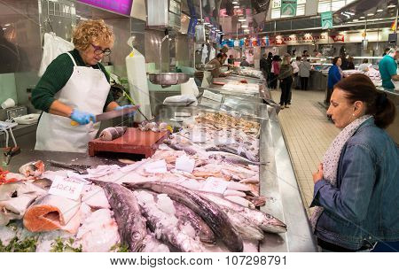 Fish Stand 4