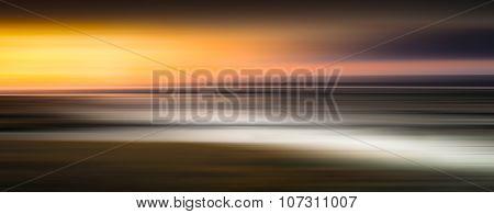 The Loughor estuary in Swansea
