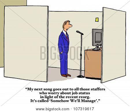 Company Reorganization