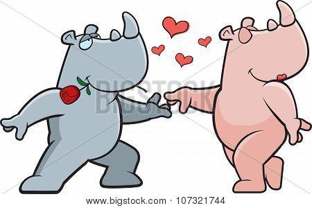 Rhino Romance