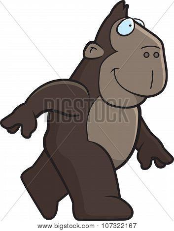 Ape Walking