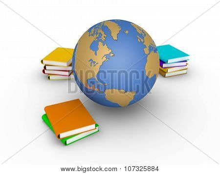 Knowledge Of Earth In Books