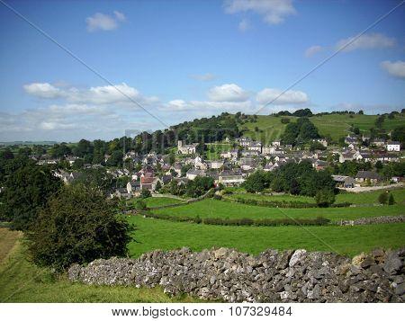 Brassington village, Derbyshire