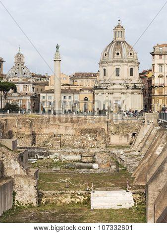 ROME, ITALY - OCTOBER 26