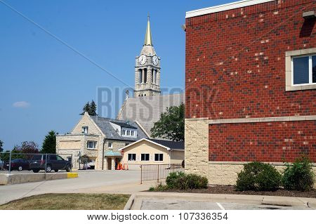 Saint Dennis Church