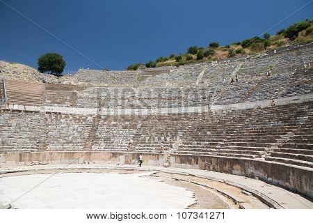 Grand Theater Of Ephesus Ancient City