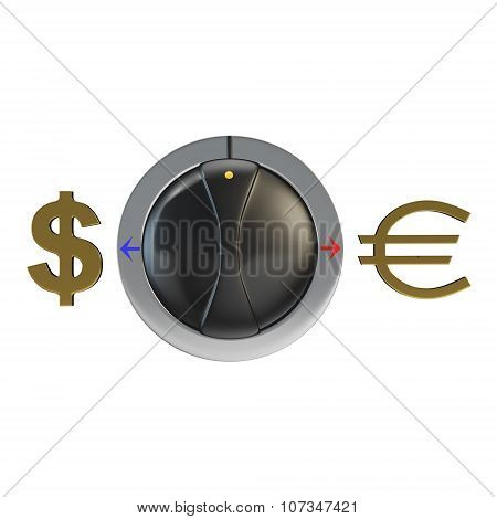 Currency switch