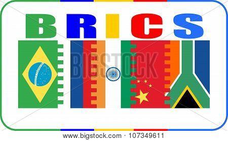 brics union members national flags