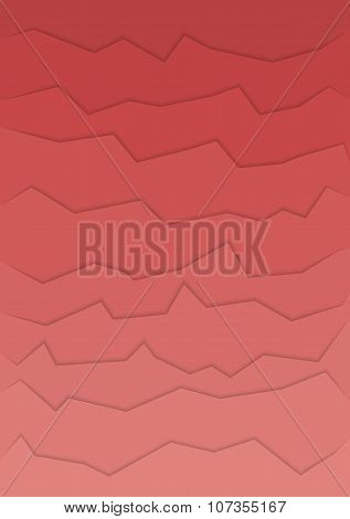Background With Cracks