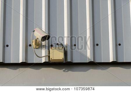 Cctv Security Camera.