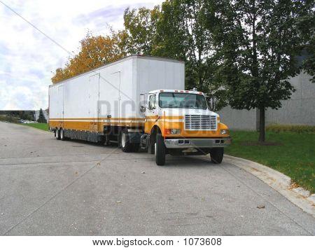 Moving Van 2