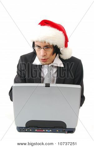 Christmas Shopping On Line