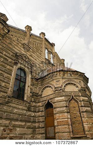 Synagogue   in Grodno  , Belarus.