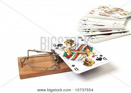 Threatening Mousetrap