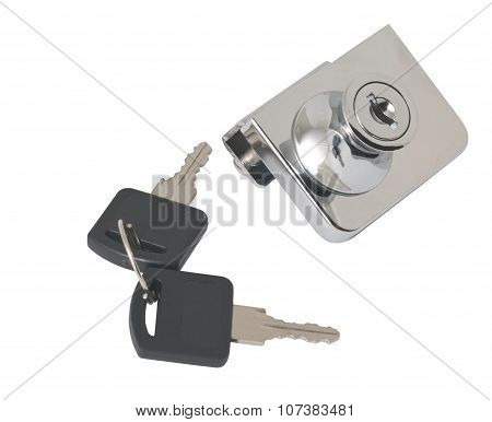 Furniture Lock And Keys To It