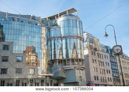 Skyline cafe - Vienna