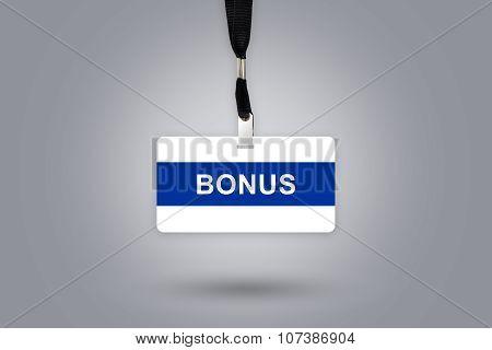 Bonus On Badge