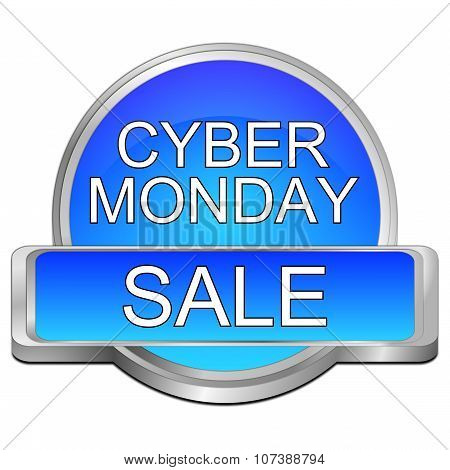 Cyber Monday Sale button