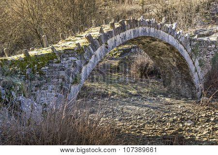 Bridge in Pindus Mountains, Zagori, Epirus