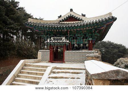 Sangdangsanseong fortress. South Korea
