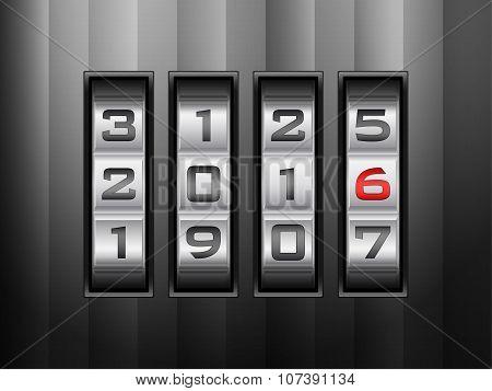 Combination Lock 2016