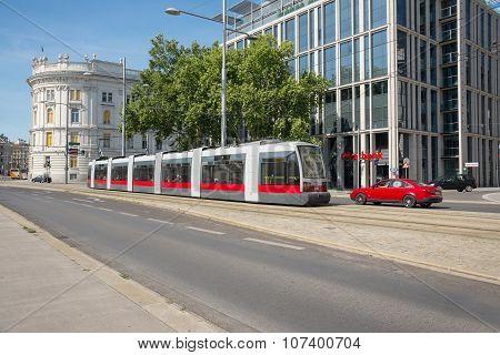 View Of Vienna City