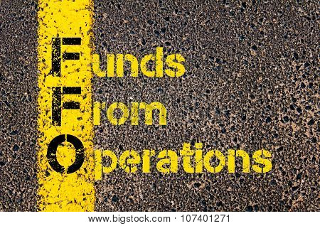 Business Acronym Ffo As Funds From Operations