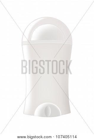 Blank deodorant container