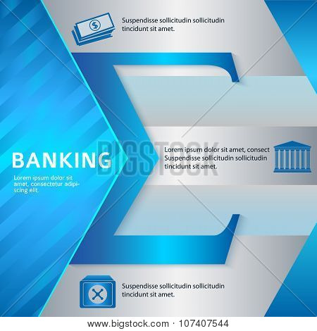 Banking-brochure-template-business-style-presentation