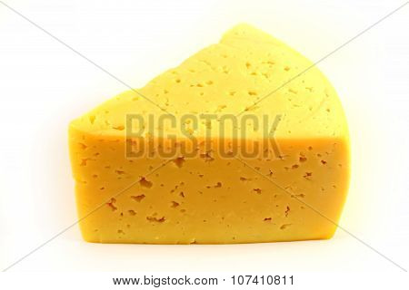 Yellow Cheese Photographed