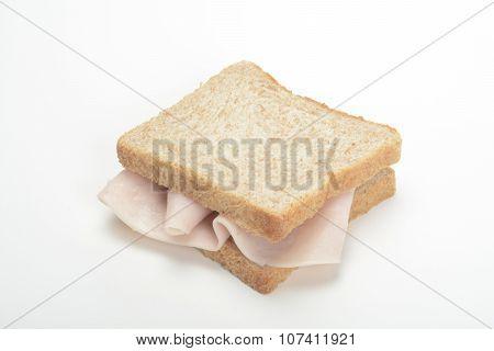 Sandwich Deli Turkey Breast
