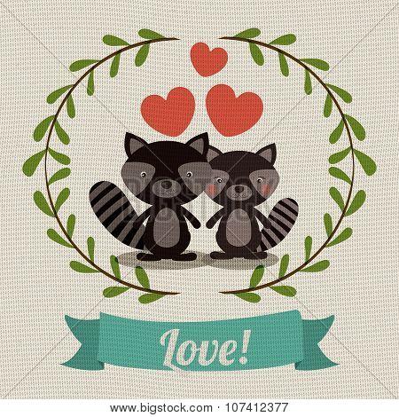 love card design