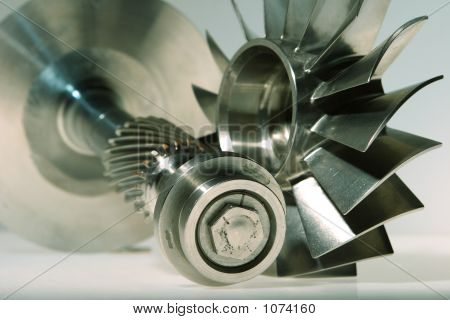 Precision Engineered Turbines