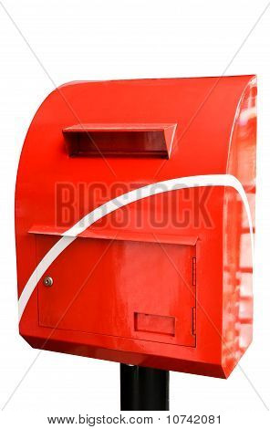 Modern Mail Box
